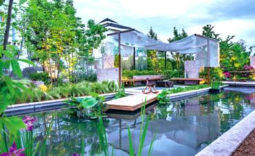 线上论坛全回顾:聚焦花园经济,引领花园生活
