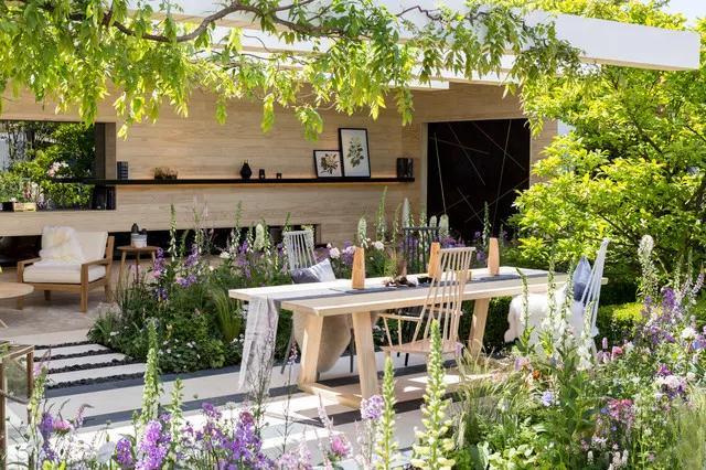 450㎡的可食用花园,一键满足你的吃货自由与设计灵感